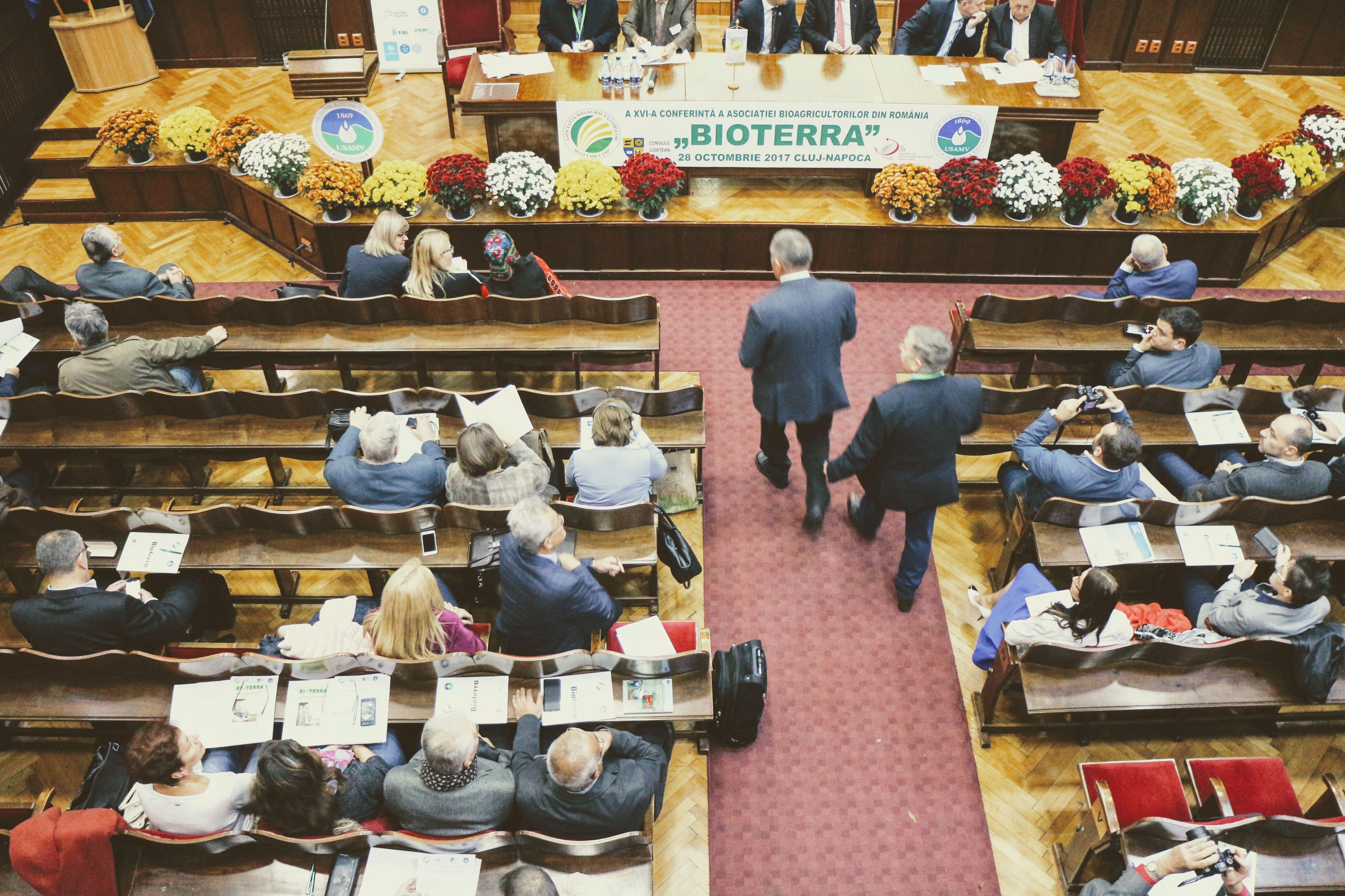 Conferinta Bioterra 2017